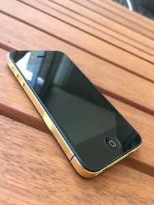 Apple iPhone 4S *Gold Plated 24CT* Limited Edition Surry Hills Inner Sydney Preview