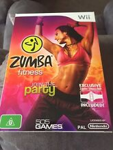 Zumba Fitness Wii Game Cranbourne North Casey Area Preview