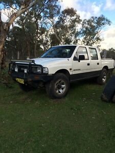 1992 Holden Rodeo Tingha Guyra Area Preview