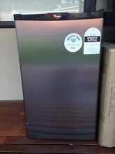 Whirlpool 120L stainless steel bar fridge Heathcote Sutherland Area Preview