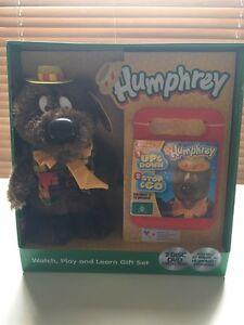 Humphrey B Bear and DVD- BRAND NEW!!! Adelaide CBD Adelaide City Preview