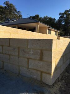 stone wall contracting wa pty ltd Tony  Dudley Park Mandurah Area Preview