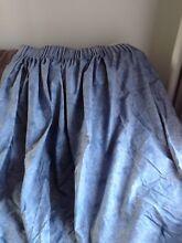 Blue Pencil pleat curtains * 3 Isabella Plains Tuggeranong Preview