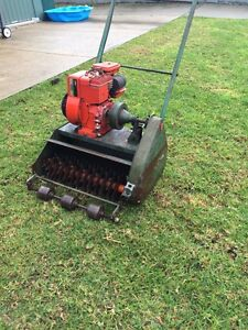 Scott Bonnar Scarifier Verticut Modbury Tea Tree Gully Area Preview