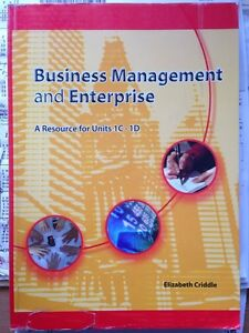 Business Management and Enterprises Text Book Bayswater Bayswater Area Preview