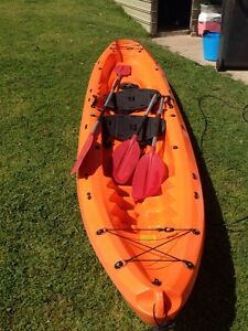 Two man kayak South Windsor Hawkesbury Area Preview