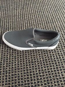 Grey leather Vans Chatswood Willoughby Area Preview