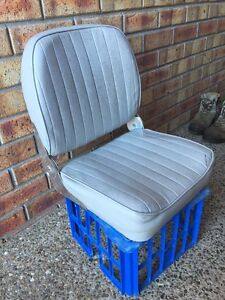 Boat seat foldable Wynnum West Brisbane South East Preview