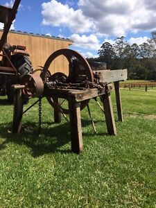 Chaff Cutter Clarence Town Dungog Area Preview