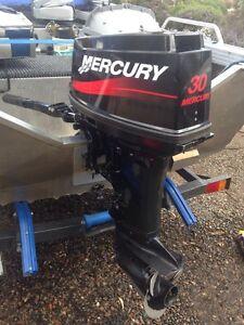 2003 30hp Short Shaft Mercury Outboard Motor Strathalbyn Alexandrina Area Preview