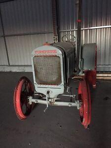 McCormick deering antique steel wheel tractor Muswellbrook Muswellbrook Area Preview