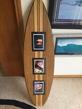Surfboard photo frame Myponga Yankalilla Area Preview