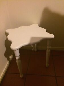 Shabby chic side table Bonogin Gold Coast South Preview