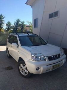 2004 Nissan X-trail ti 4x4 Tweed Heads West Tweed Heads Area Preview