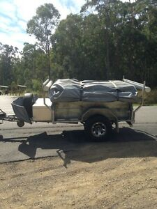 Camper trailer Karuah Port Stephens Area Preview