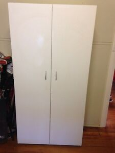 URGENT SALE WHITE PANTRY CUPBOARD Bexley Rockdale Area Preview