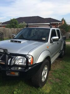 2009 Nissan Navara d22 Campbellfield Hume Area Preview