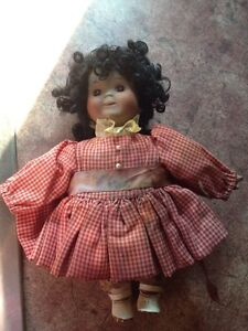Hillview Lane doll stamp on neck says 1985 Boonah Ipswich South Preview