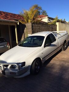 Ford Falcon Claremont Nedlands Area Preview