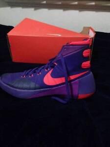 2015 Nike Hyperdunks Purple/Orange Valley View Salisbury Area Preview