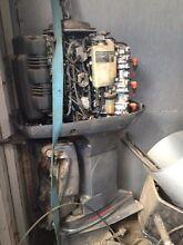 Yamaha v6 250 hp outboard boat motor Karoola Launceston Area Preview