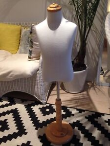 Child mannequin for window display Cloth/ Wood VGC Coogee Eastern Suburbs Preview