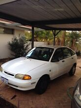 1995 Ford Festiva For Sale Dalkeith Nedlands Area Preview