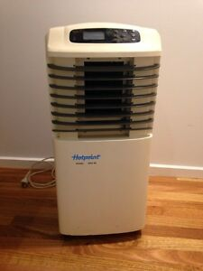 Portable air con refrigerated hotpoint Croydon Maroondah Area Preview