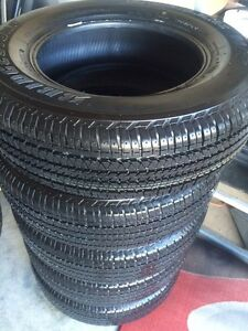 5 x BRIDGESTONE H/T 205/70R15 TYRES Salisbury North Salisbury Area Preview