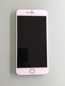 iPhone 6 Plus - Silver 64gb - great / working condition! Bargain! Marion Marion Area Preview