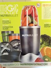 NutriBullet for sale. Perfect condition. Woolloongabba Brisbane South West Preview