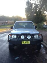 Pajero 1991 turbo deisel 2.7 with rego Tumut Tumut Area Preview