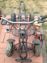 Quad Bike Incomplete Project Viewbank Banyule Area Preview