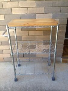 Kitchen Trolley Kallangur Pine Rivers Area Preview