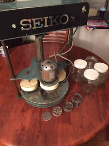 Vintage watch cleaning machine similar to an Elma Armidale Armidale City Preview