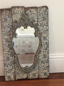Provincial/ Vintage Style mirror Lorn Maitland Area Preview