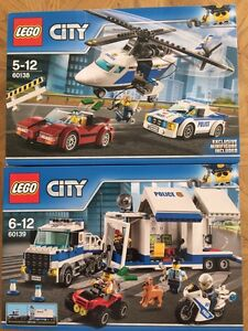 Brand new lego 60138 ,60139 City Ryde Ryde Area Preview