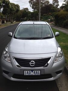 Nissan Almera in great condition Ashwood Monash Area Preview