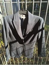 Katies brand black business jacket / blazer lined size small Cashmere Pine Rivers Area Preview