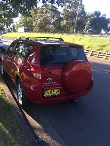 2008 Toyota RAV4 priced for quick sale Newcastle Newcastle Area Preview