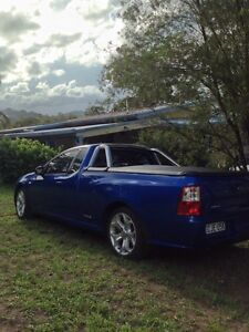 Ford xr6 ute 2012 Byabarra Port Macquarie City Preview