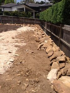 Free sandstone - come and collect it Ryde Ryde Area Preview