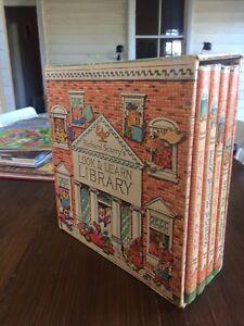 Richard Scarrys Little & Learn Library Lambton Newcastle Area Preview