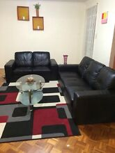 Moving house sale, Sofa lounge and dining table with six chairs Broadmeadows Hume Area Preview