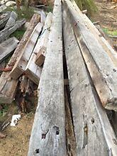 Timber Beams joists bridge wharf salvaged Carabooda Wanneroo Area Preview