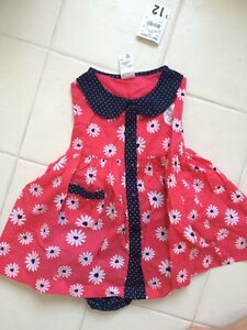 Girls dress size 1 Carrington Newcastle Area Preview