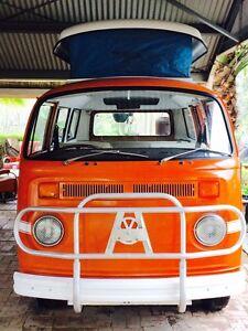 VW camper Sunliner 1974 rust free West Wodonga Wodonga Area Preview