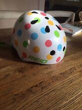 Reid bicycle helmet. Thomson Geelong City Preview