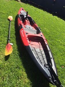 Fishing kayak Rosebud West Mornington Peninsula Preview