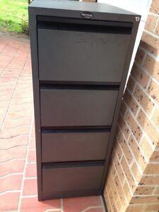 Filing cabinet Wentworthville Parramatta Area Preview